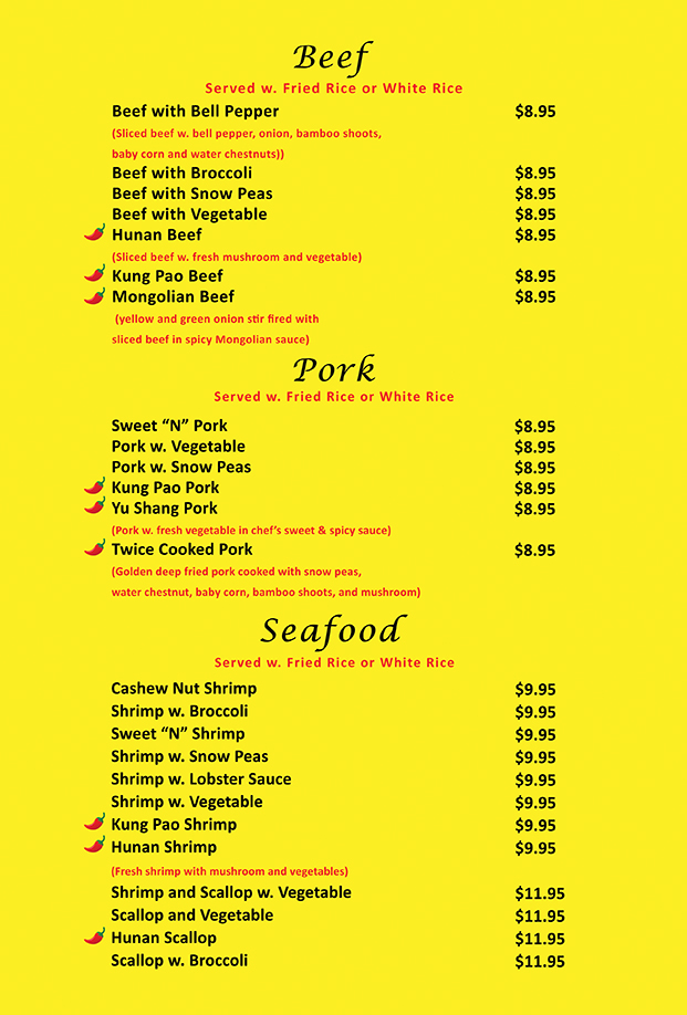 Chinese Food In Watertown Wi